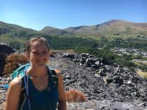 Click to read: Durrell Women: Lucy Groves - Project Officer for the White Stork Project